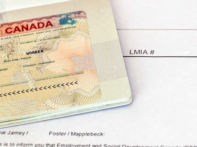 What is an LMIA?